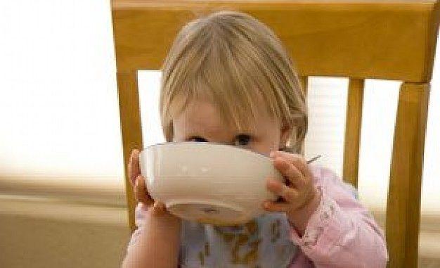 Bebê na Introdução alimentar