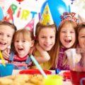 alimentos saudáveis para aniversário infantil